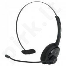 Ausinės LogiLink su Bluetooth Baltos