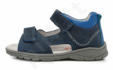 D.D. step tamsiai mėlynos basutės 22-27 d. da051502m