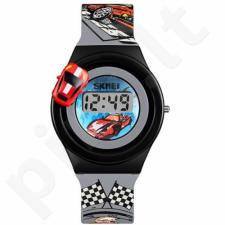 Vaikiškas laikrodis SKMEI 1376 GRAY Vaikiškas laikrodis