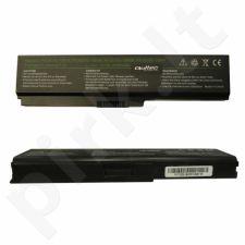 Nešiojamo kompiuterio baterija Qoltec Toshiba PA3634, 10.8-11.1 V, 4400mAh