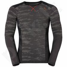 Marškinėliai termoaktyvūs ODLO Evolution Blackcomb Warm M 170952/10422