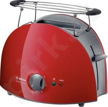 Skrudintuvas Bosch TAT6104 | raudonas