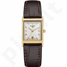 Moteriškas laikrodis ELYSEE Square Lady 83807L
