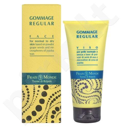 Frais Monde Gommage Regular Face Normal To Dry Skin, kosmetika moterims, 75ml