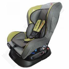 Automobilinė kėdutė Aga Design OMEGA  0- 18 kg žalia