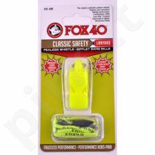 Švilpukas FOX  Classic Safety + virvutė 9903-1308