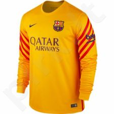 Marškinėliai vartininkams Nike FC Barcelona Goalkeeper Stadium M 658780-740