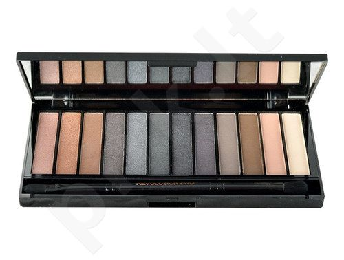Makeup Revolution London Iconic Smokey Palette, kosmetika moterims, 13g