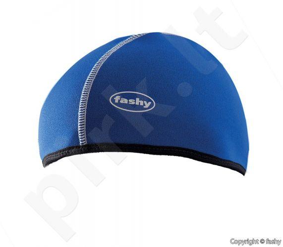 Kepuraitė plaukimui Sport neopr-termo 3259 50 blue