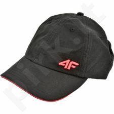 Kepurė  su snapeliu 4f W C4L16-CAD001 juoda