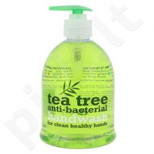 Xpel Tea Tree Anti-Bacterial Handwash rankų muilas , kosmetika moterims, 500ml
