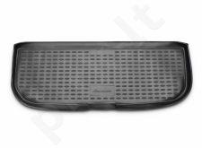 Guminis bagažinės kilimėlis FORD Galaxy 2006-> (7 seats) black /N14024