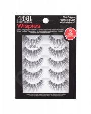 Ardell Wispies, 113, dirbtinės blakstienos moterims, 5pc, (Black)
