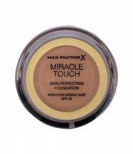 Max Factor Miracle Touch, Skin Perfecting, makiažo pagrindas moterims, 11,5g, (070 Natural)