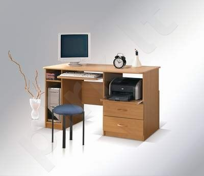 Kompiuterio stalas MAX SPINTELĖ