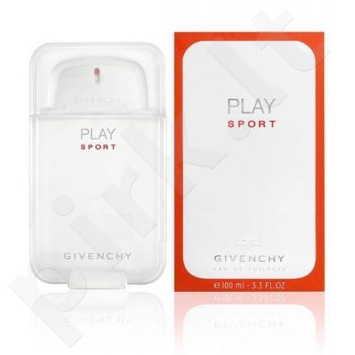 Givenchy Play Sport, tualetinis vanduo (EDT) vyrams, 100 ml (Testeris)