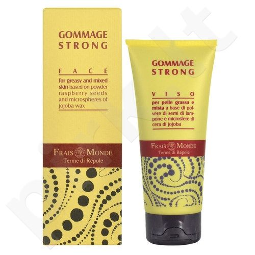 Frais Monde Gommage Strong Face Mixed Skin, kosmetika moterims, 75ml