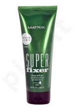 Matrix Super Fixer Strong Hold gelis, kosmetika moterims, 200ml