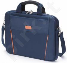 Krepšys Dicota Slim 14 - 15.6'' Mėlynai oranžinis