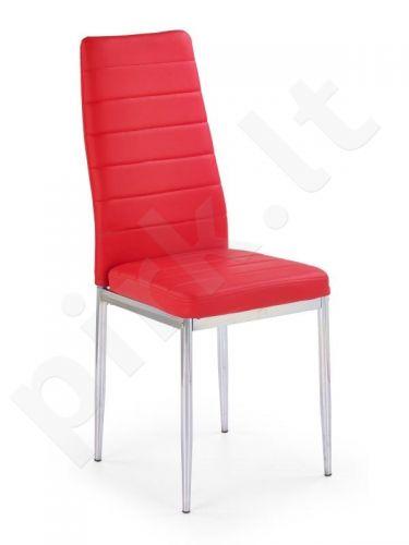 Kėdė K70C, raudonos sp.