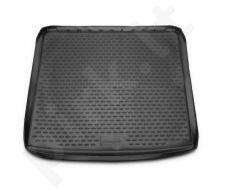 Guminis bagažinės kilimėlis FORD Grand C-MAX 2011-> (5 seats) black /N14026