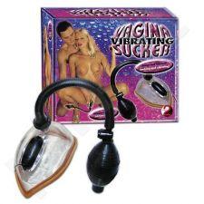 Vibruojantis vaginos čiulptukas