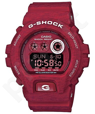 Laikrodis CASIO G-SHOCK GD-X6900HT-1ER RED