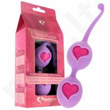 Feelz Toys - Desi Love Balls Violetiniai