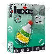 Prezervatyvas LUXE Kaktusas