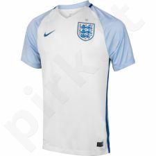Marškinėliai futbolui Anglia/England Home Stadium M 724610-100