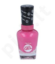 Sally Hansen Miracle, nagų lakas, kosmetika moterims, 14,7ml, (200 Pink Up)