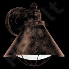 Sieninis šviestuvas EGLO 94858 | BARROSELA