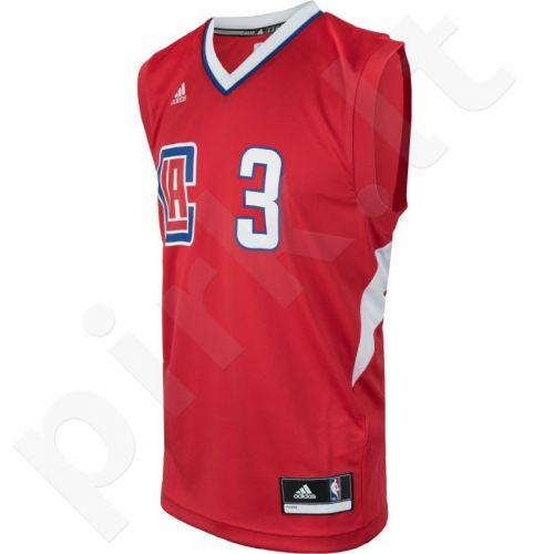 Marškinėliai krepšiniui Adidas Replica Los Angeles Clippers Chris Paul M AT2527