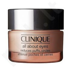 Clinique All About Eyes All Skin, 30ml, kosmetika moterims