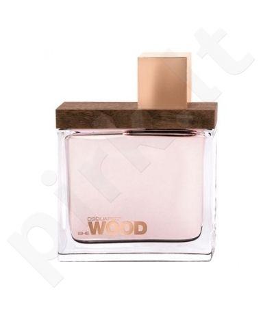 Dsquared2 Wood, kvapusis vanduo moterims, 50ml