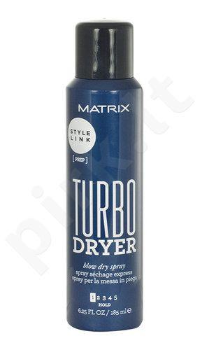 Matrix Turbo Dryer Blow Dry purškiklis, kosmetika moterims, 185ml