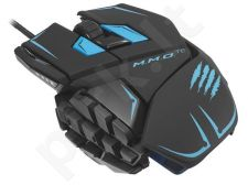 Gaming mouse MAD CATZ M.M.O. T.E. 8200 DPI Matt Black