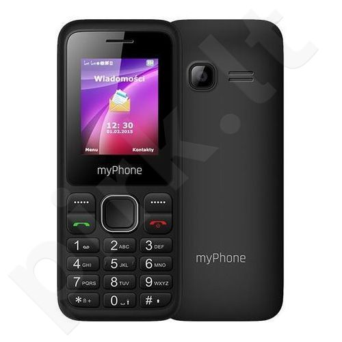 MyPhone 3300 juodas
