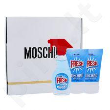 Moschino Fresh Couture rinkinys moterims, (EDT 5 ml + dušo želė 25 ml + kūno losjonas 25 ml)