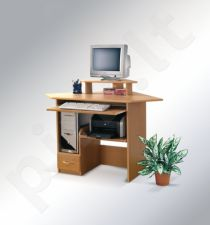 Kompiuterio stalas kampinis