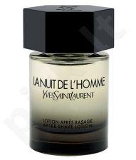 Yves Saint Laurent La Nuit De L Homme, 100ml, losjonas po skutimosi, vyrams