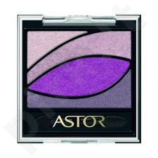 Astor Eye Artist Shadow Palette, kosmetika moterims, 4g, (610 Romantic Date)