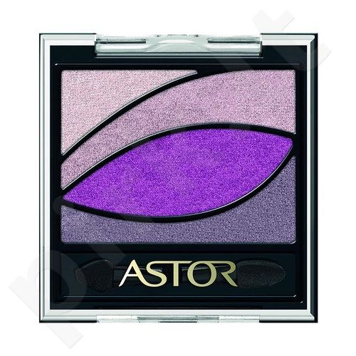 Astor Eye Artist Shadow Palette, kosmetika moterims, 4g, (610 Romantic Date)