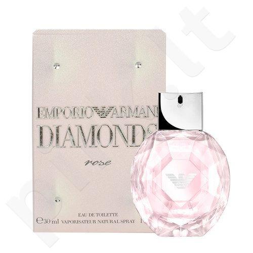Giorgio Armani Emporio Diamonds Rose, EDT moterims, 50ml