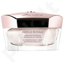 Guerlain Abeille Royale Nourishing naktinis kremas, kosmetika moterims, 50ml