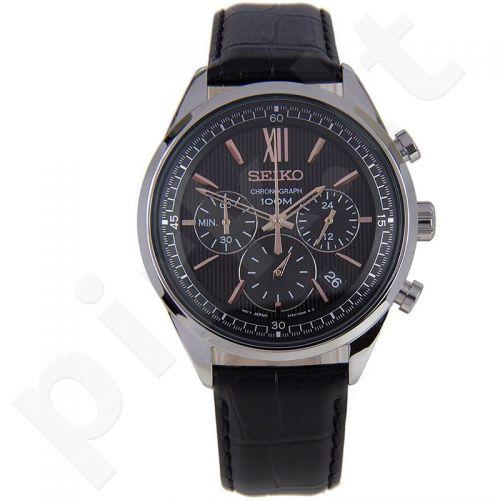 Vyriškas laikrodis Seiko SSB159P1