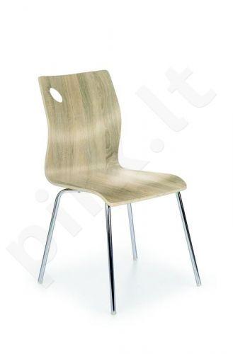 Kėdė K81, Sonomos ąžuolo sp.
