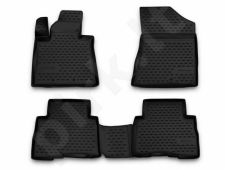 Guminiai kilimėliai 3D KIA Sorento 2012-2015, 4 pcs. /L38049
