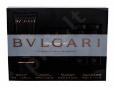 Bvlgari Man In Black, rinkinys kvapusis vanduo vyrams, (EDP 30 ml + losjonas po skutimosi 40 ml + dušo želė 40 ml + skutimosi želė 50 ml)