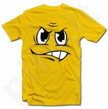 """Marškinėliai """"Piktas veidukas"""""""